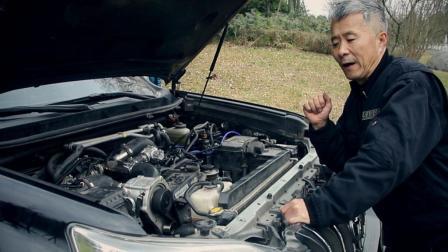 丰田普拉多2700动力不够用! 那如何正确加装机械增压呢?