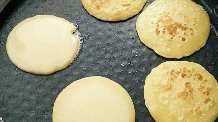大师教你做玉米面奶香饼, 营养辅食, 有宝宝的快来看看吧!