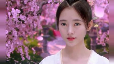 鞠婧祎第一次出场, 怎么有这种仙女, 你喜欢吗?