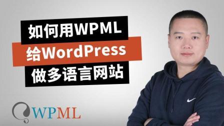 WPML安装与基础设置