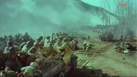 《南征北战》国民党军队兵败如山倒,伤员竟成弃品