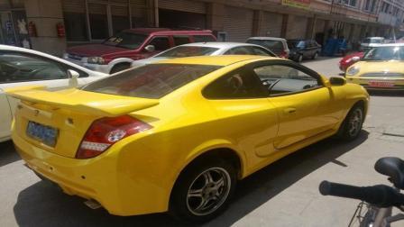 中国最便宜的跑车, 6万一辆, 比兰博基尼还养眼