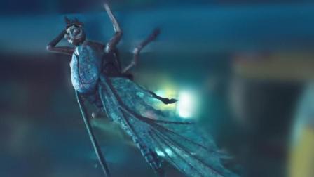 放大1000000倍的苍蝇, 藏在大雾里, 谁来咬死谁, 科幻片《迷雾》