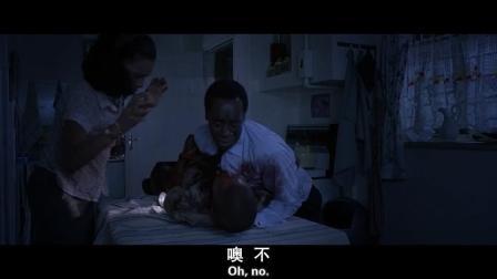 《卢旺达饭店》战争太残酷,调皮孩子误闯人堆父亲被吓怀