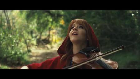 《魔法黑森林》主题曲, 小提琴MV
