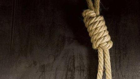 看完这个视频我才知道绞刑架上的绳子是这么绑的, 原来这么简单