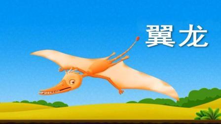 恐龙世界王国大揭秘 第一季 小恐龙乐园之翼龙