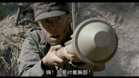 """士兵用""""铁拳""""火箭筒打坦克, 误把尾部对准自己身体, 结果惨了"""