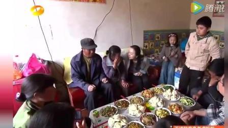 两个富二代到农村参加变形计, 妈妈花300元买菜做饭, 心疼!