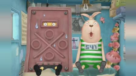 第4话 「娱乐时间」红兔子用小鸡钓乒乓球