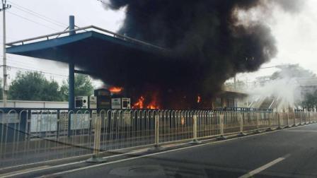 菲律宾总统很伤神, 家乡商场起火13小时, 37人无一生还