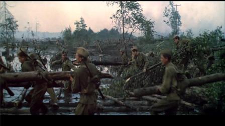 《解放3主攻方向》苏联为突破德国防线,强势令坦克渡河抢滩!