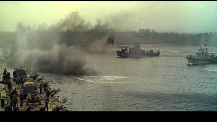 《解放3主攻方向》苏联战舰强势登陆,德国最后防线难以招架