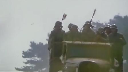 """《绝境逢生》渔民敢队为协助美军打击日军,竟然""""碰瓷""""军车"""