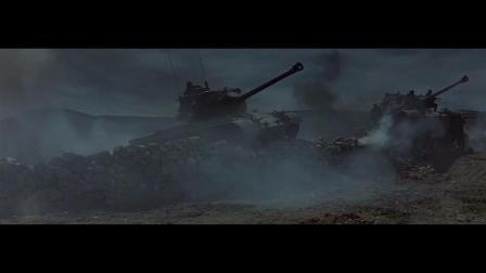 《坦克大决战》德国坦克大军来袭,盟军被打得几乎全军覆没