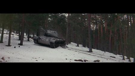 《坦克大决战》德军出动坦克大军,完全压榨盟军