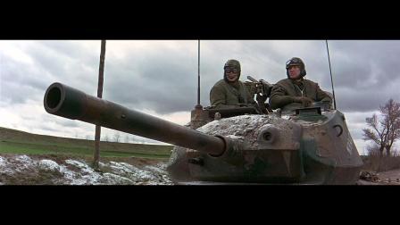《坦克大决战》盟军伪装德军,却惨遭轰击