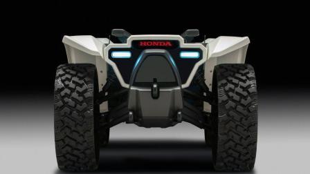 本田于CES首次推出四款3E概念机器人 实在太帅了!