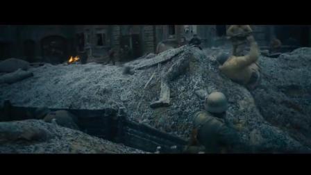 1942年斯大林格勒战役苏德士兵肉搏战