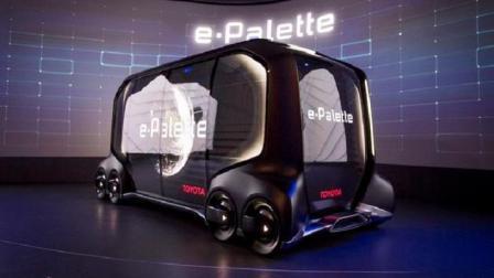 """丰田造了个""""移动盒子"""", 在CES上出尽风头, 颠覆汽车发展"""