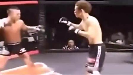 中国拳手打残挑衅日本人被终生禁赛! 请记住他的名字