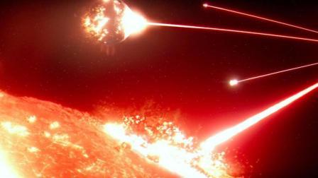 一炮可以毁灭几个星球的武器, 直接用恒星充能! 速看科幻片《星球大战7: 原力觉醒》