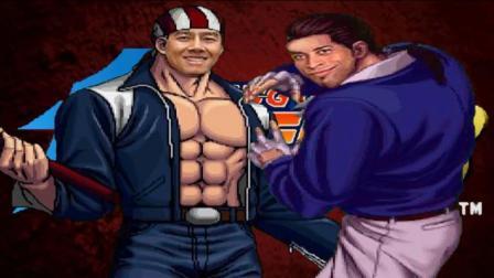 拳皇98二十周年一套杀全无敌贺年连技大片!《拳极宗师》系列外传。