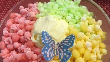 液氮冰淇淋烟雾冰淇淋做法视屏冒烟冰淇淋什么原理