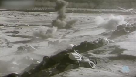 《七天七夜》国民党飞机狂轰解放军,保卫延安一战陷入僵局!