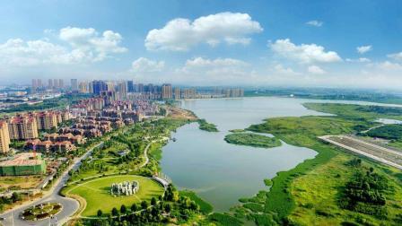 自带1800亩湖景的中国好楼盘,尽在合肥北城
