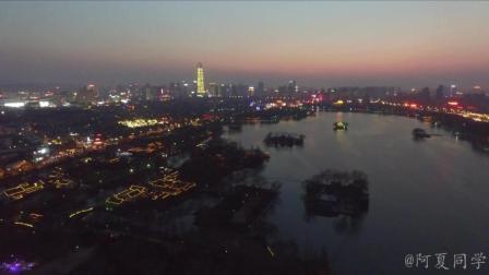 90秒看遍泉城济南最美夜景