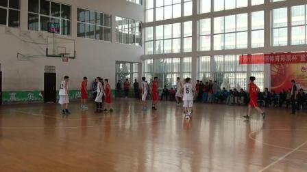 山东省篮球锦标赛, 威海pk济南, 精彩不断_330