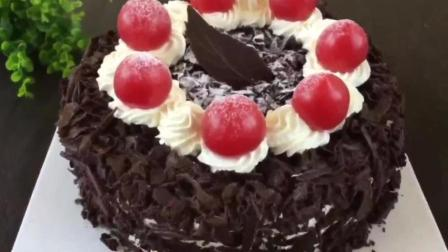 烘焙技术培训 东莞烘焙学校哪家好 鲜奶蛋糕的做法