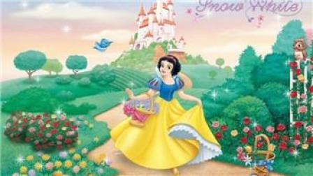 儿童故事视频大全连续播放 睡前故事 经典童话故事 《白雪公主》