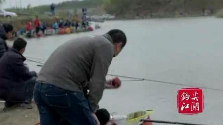 冬季钓草鱼 钓鱼人必看 新手钓鱼技巧图解