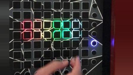 打击垫演奏Skrillex顶级电音《Bangarang》, 手速超快, 超燃