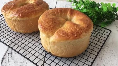 阿静烘焙教程官网 手撕面包的制作方法rv0 家庭如何烘焙小蛋糕视频教程