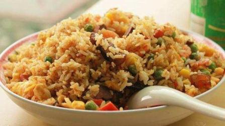 酱油炒饭, 懒人米饭, 红豆糯米饭 米饭也可以换着花样吃, 味道好还好学的美食!