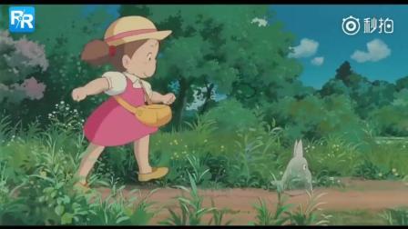 动画大师宫崎骏历年代表作品混剪