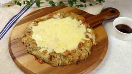美味食谱: 香菇披萨 简易版!