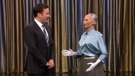 """这个曾经扬言""""毁灭人类""""的机器人可以行走了!"""