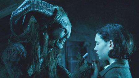 《潘神的迷宫》值的一看的奇幻电影, 一边是离奇的童话, 一边是泥泞的现实!