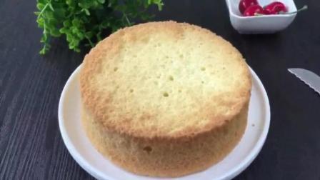 烘焙入门面包 合肥哪里可以学烘培 君之戚风蛋糕