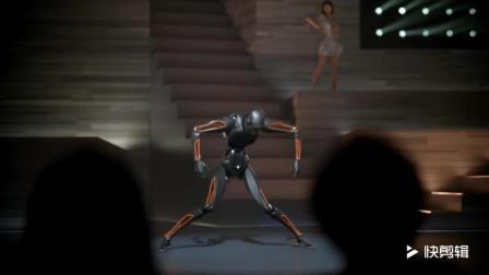 超酷炫机器人大跳机械舞