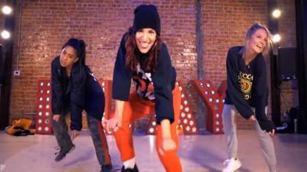 Nicole Kirkland 编舞《Bartier Cardi》PlayGround LA UrbanDance Choreography