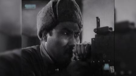 《战火中的青春》解放军一把炮枪将敌人打得无力还手,四处逃窜