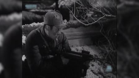 《战火中的青春》解放军夜袭敌人,战况胶着