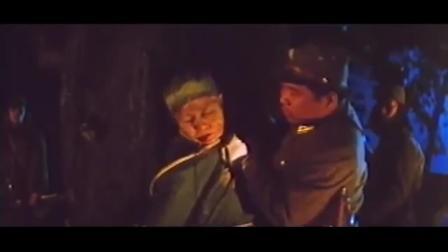 《铁血昆仑关》侵华日军羞辱小尼姑,老尼姑不屈受辱这样了断
