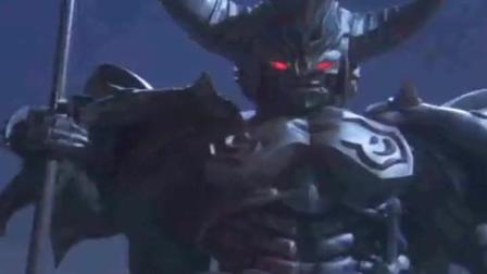 暗黑铠甲怪兽是外星人的宝物, 梦比优斯奥特曼也占不了上风