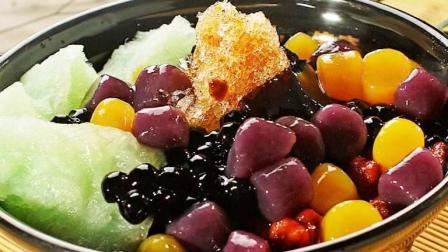港式甜品台式甜品联合加盟品牌仙芋传奇芋圆甜品产品简介